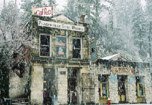Placerville Snow